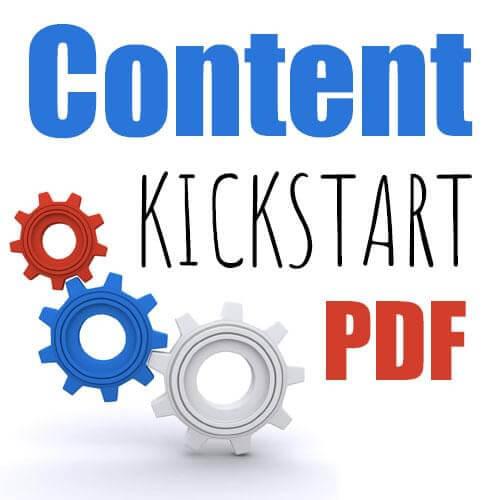 Content Kickstart