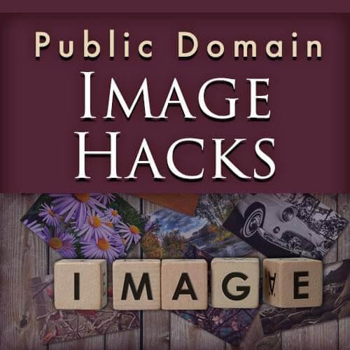 Public Domain Image Hacks