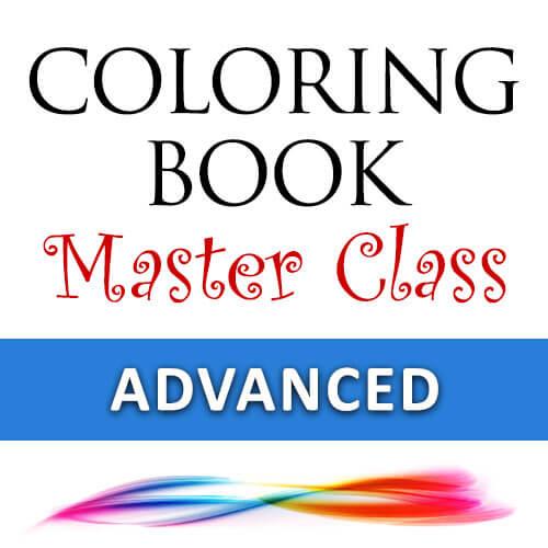 Advanced Coloring Book Design