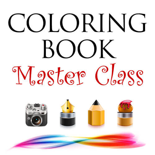 Coloring Book Master Class