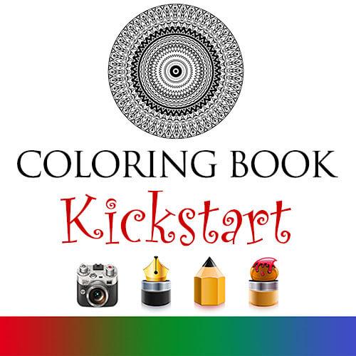 Coloring Book Kickstart