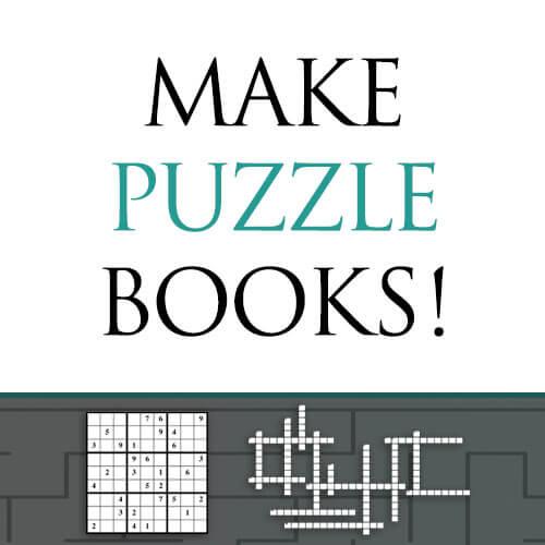 Make Puzzle Books