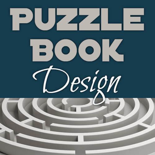 Puzzle Book Design